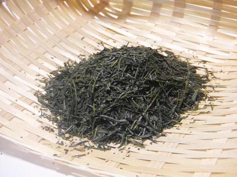 初摘み 茶葉