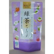 緑茶ティーバッグ 簡単手軽に濃厚なお茶を 茶殻が気になる方にもおすすめ ボトル・急須用(5グラム×15個)